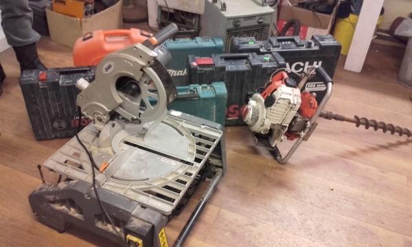 Įrankių nuoma ir remontas