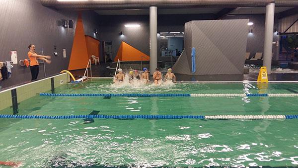 Šilalės sporto ir laisvalaikio centras, baseinas