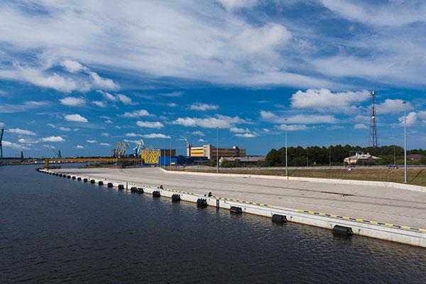 Latvijas tilti, AB atstovybė Lietuvoje