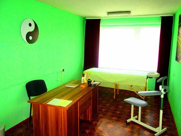 Masažo kabinetas