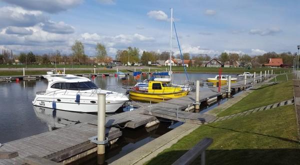 Šilutės mažųjų laivų uostas