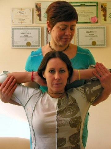 Ajurvedinių-rytietiškų masažų centras