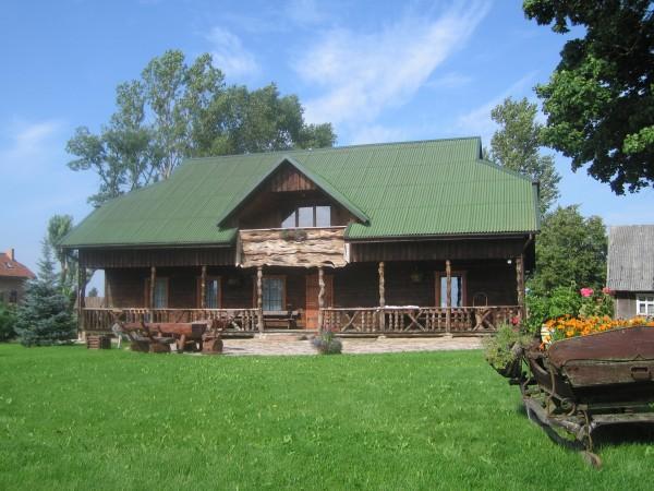 Senas rublis, kaimo turizmo sodyba