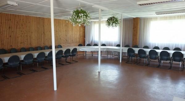 Zarasų žemės ūkio mokykla, praktinio mokymo centras
