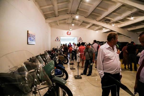Retromobile, Šeduvos istorinės technikos muziejus