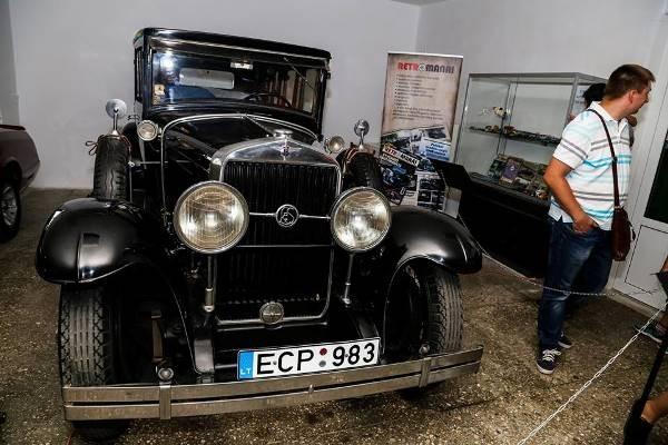 Retromobile, Šeduvos istorinės technikos muziejus, Lietuvos istorinių transporto priemonių išsaugojimo asociacija
