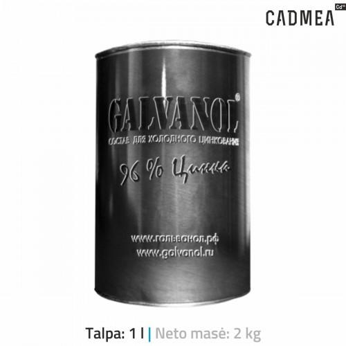 Cadmea - oficialus GALVANOL distributorius Lietuvoje, UAB
