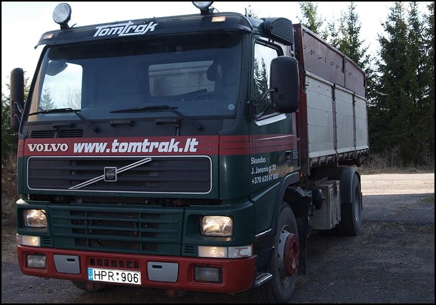 Tomtrak, UAB