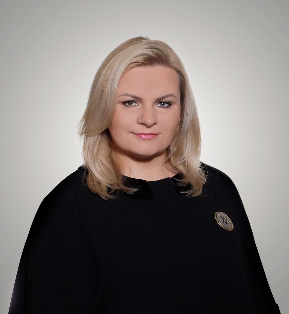 Advokatė Agnija Frejerė