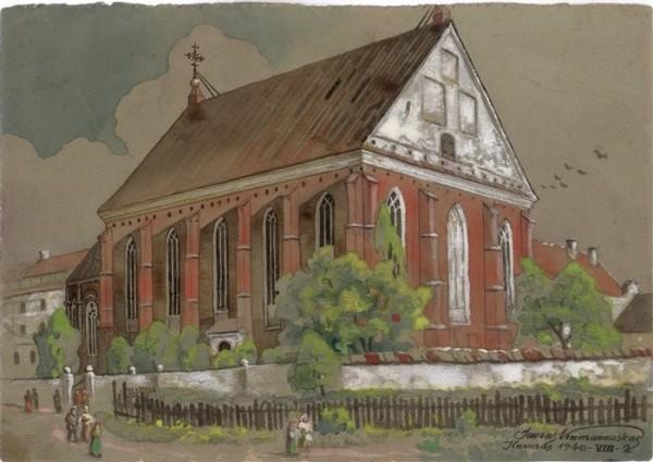 Kauno Šv. Jurgio kankinio bažnyčia