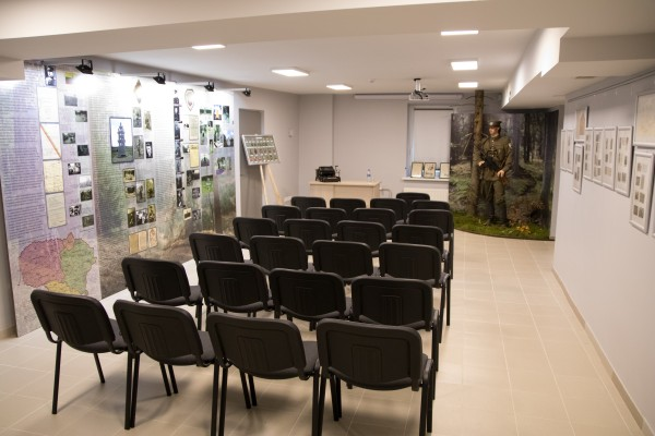 Tauragės krašto muziejus, Tremtinių ir politinių kalinių kančių namų ekspozicija
