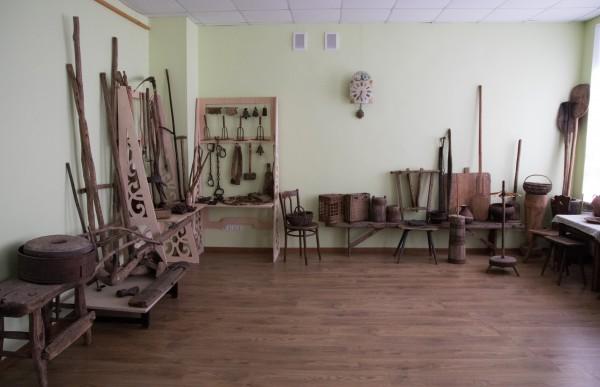 Skaudvilės krašto muziejus