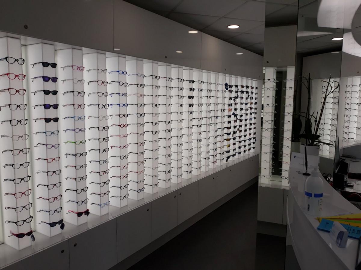 Mūsų akys, akių ligų klinika - optika