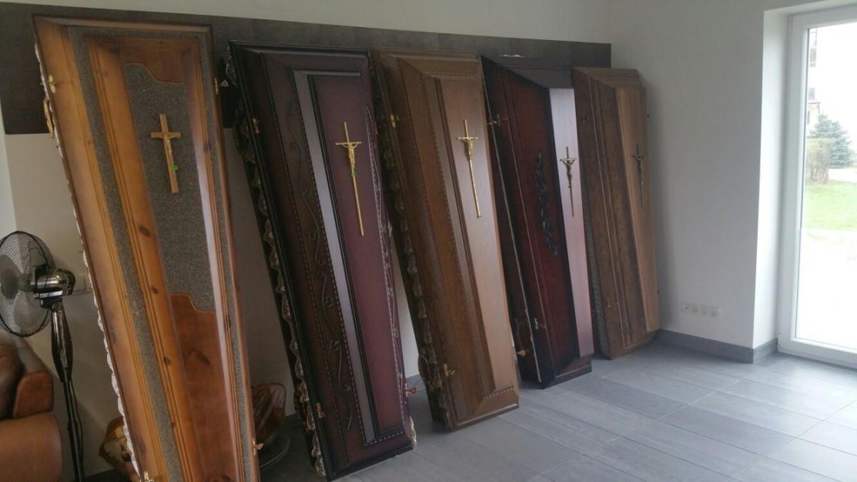 Ramybė, laidojimo paslaugos