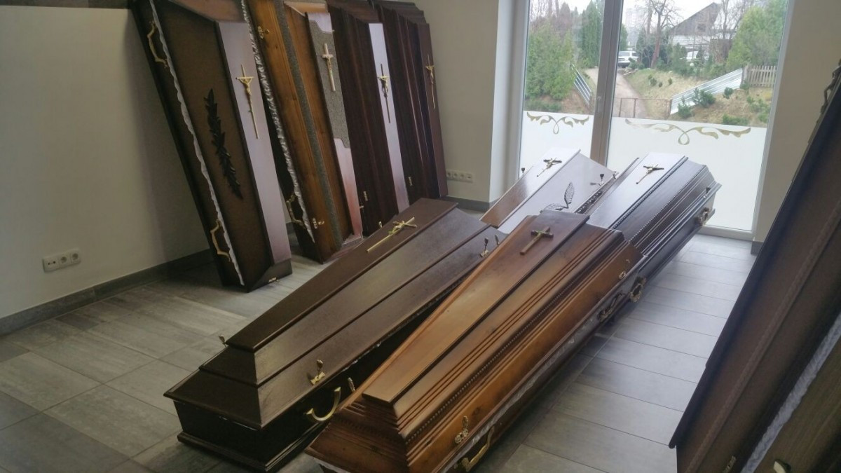 Ramybė Alytus, laidojimo paslaugos