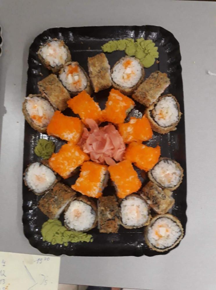 Sushi sport, baras