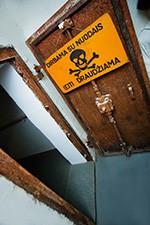 Atominis bunkeris, karo paveldo muziejus, VšĮ