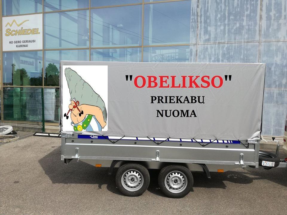 Obeliksas, UAB