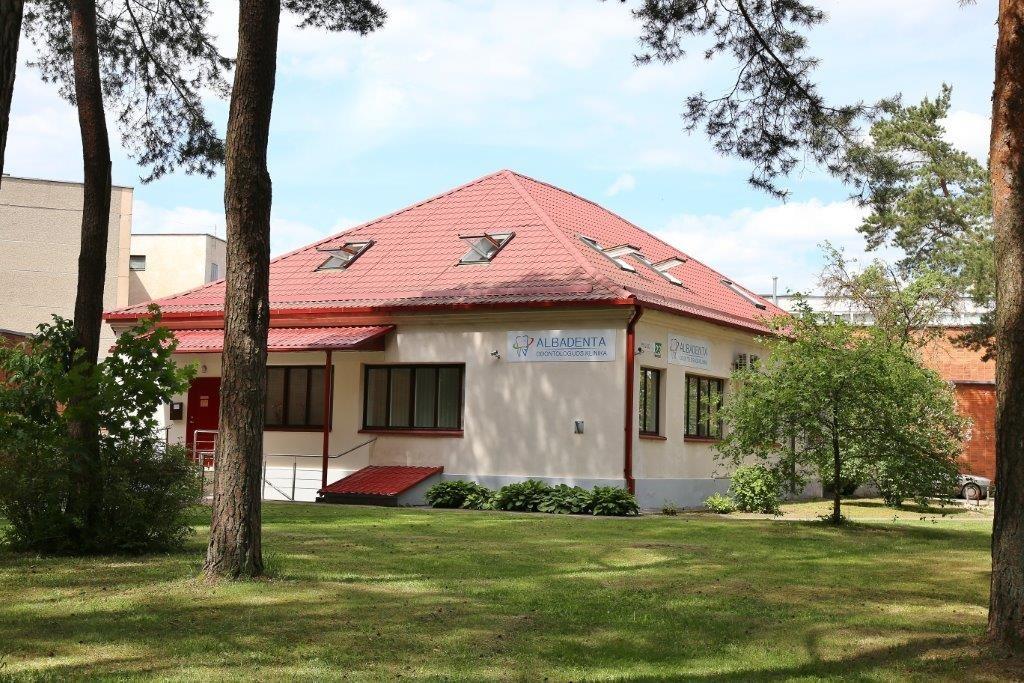 Albadenta, odontologijos klinika, UAB
