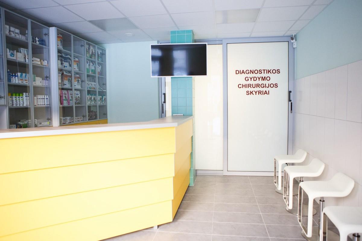 Siaurio šnauceris, filialas, UAB