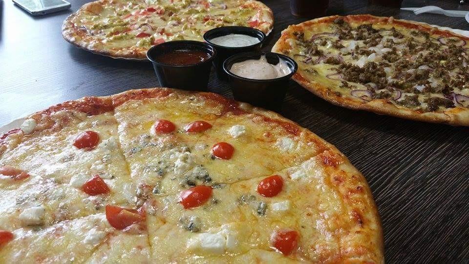 """Garden Grill&Bar / Žaibo Pizza, UAB """"Elito maistas"""""""