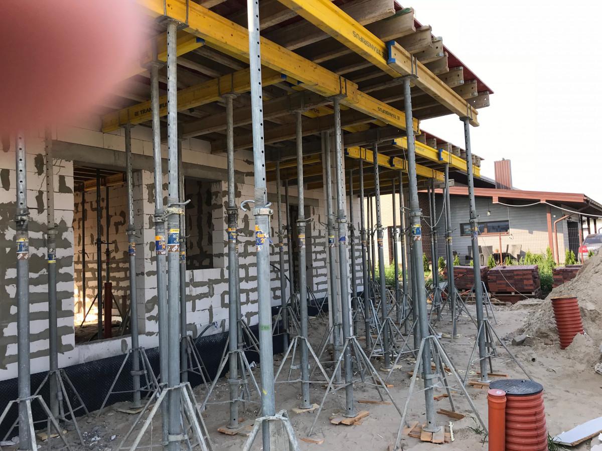 Esa construction, UAB