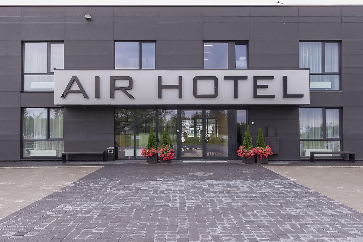 AirHotel, UAB