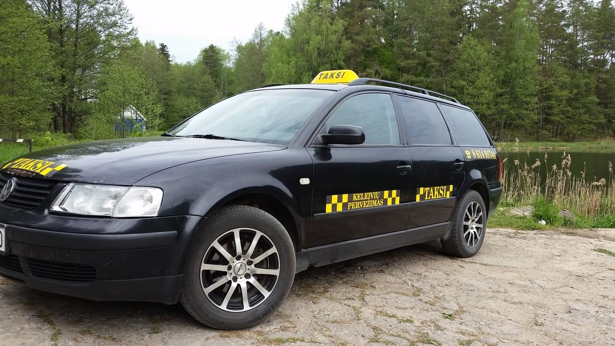 Taksi paslaugos