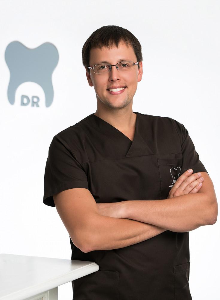 DR odontologijos klinika