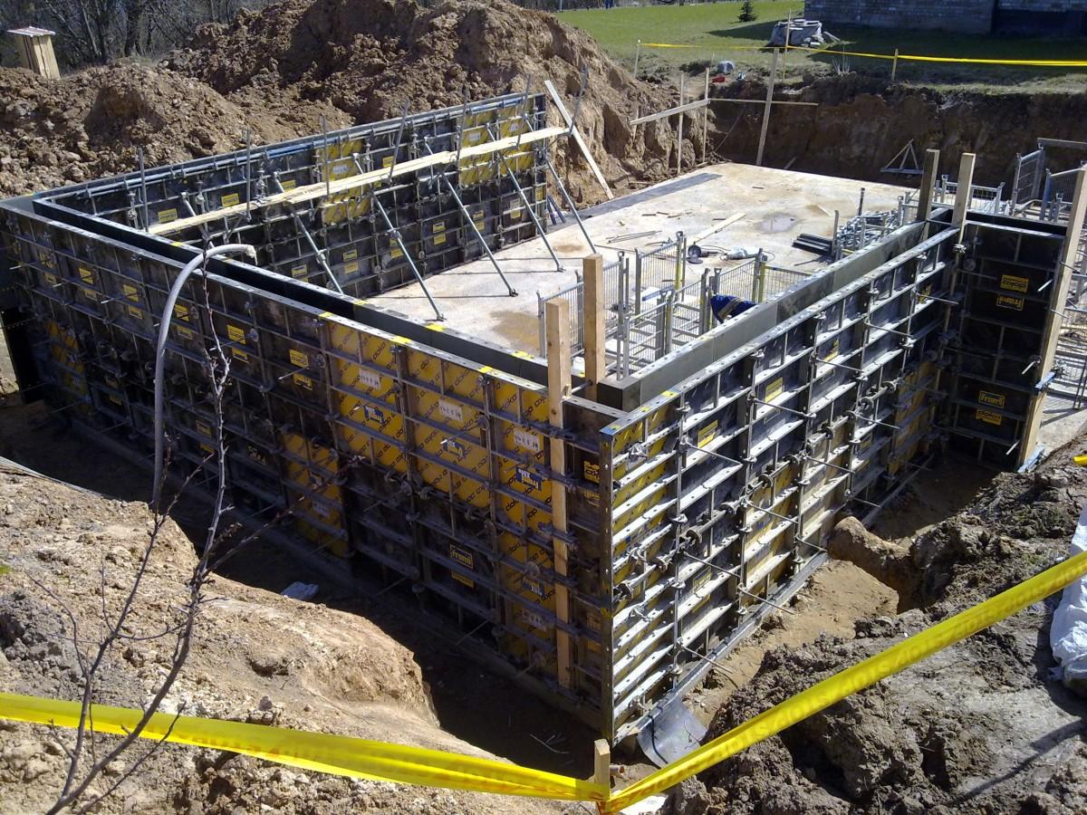 Statybų įrenginiai, UAB