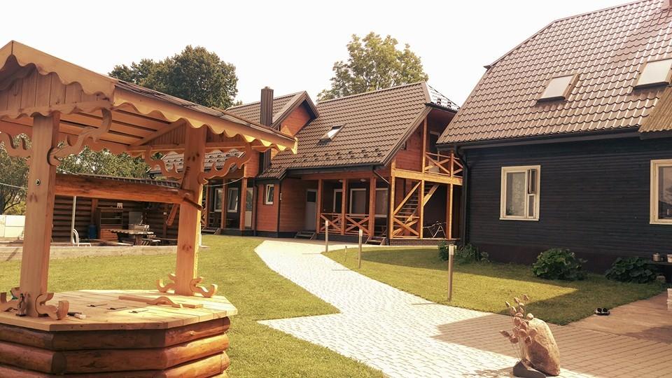 Kalvarija, svečių namai