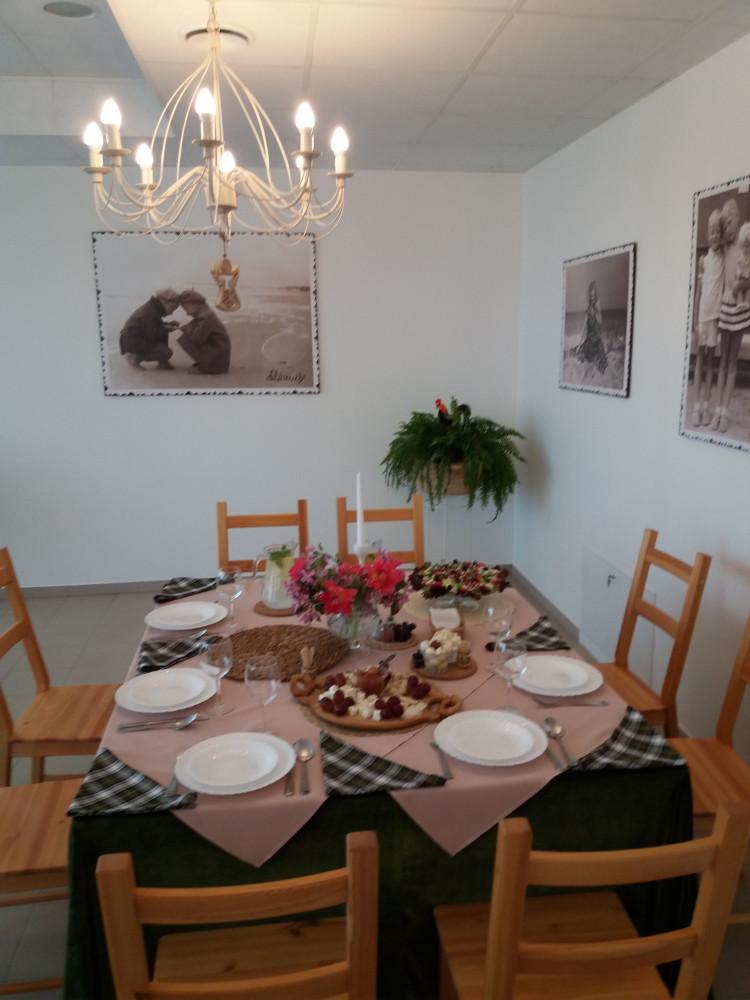 Aukso rageliai, svečių namai
