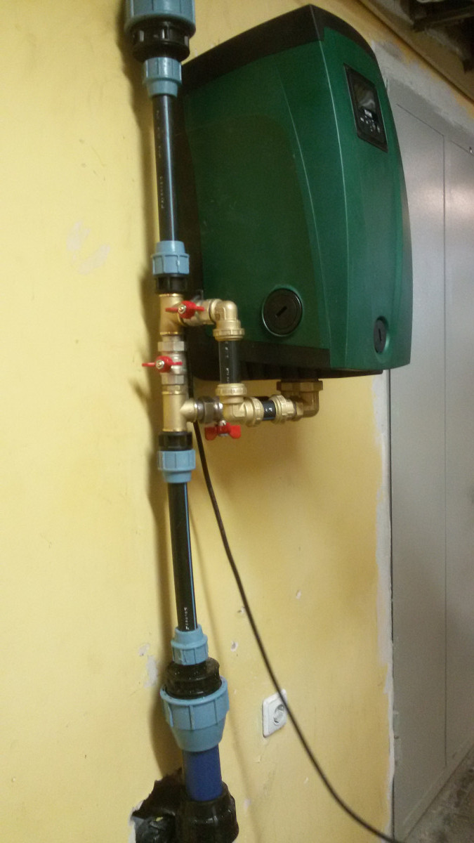 Vandenio sistemos, UAB