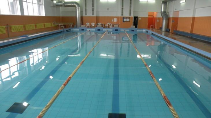 Ukmergės sporto centro plaukimo baseinas
