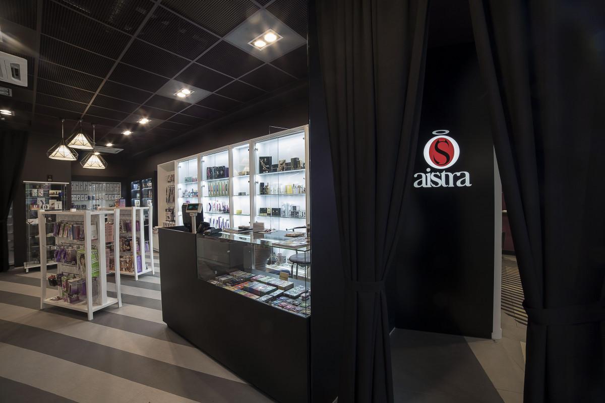 Aistra, erotinių prekių parduotuvė