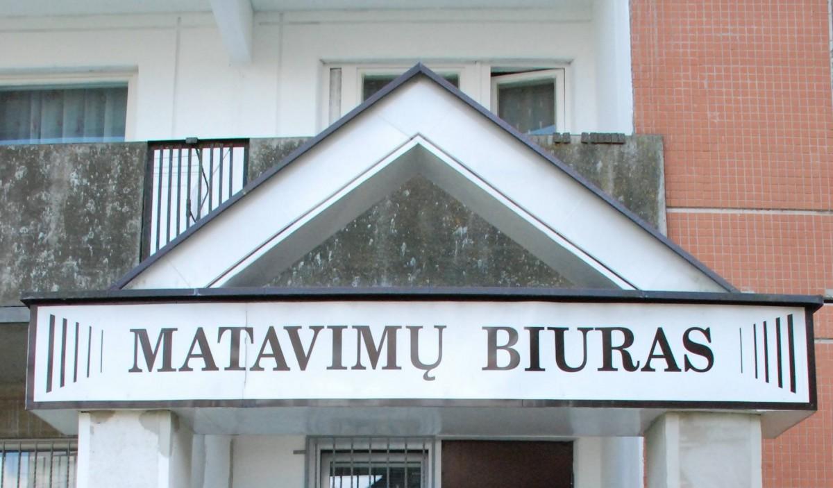 Matavimų biuras