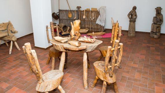 Tradicinių amatų centras Houvalto dvare