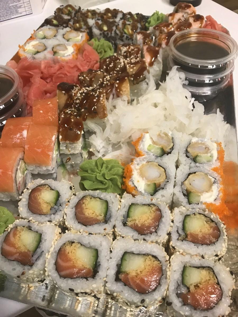 Sushi Laikas, UAB