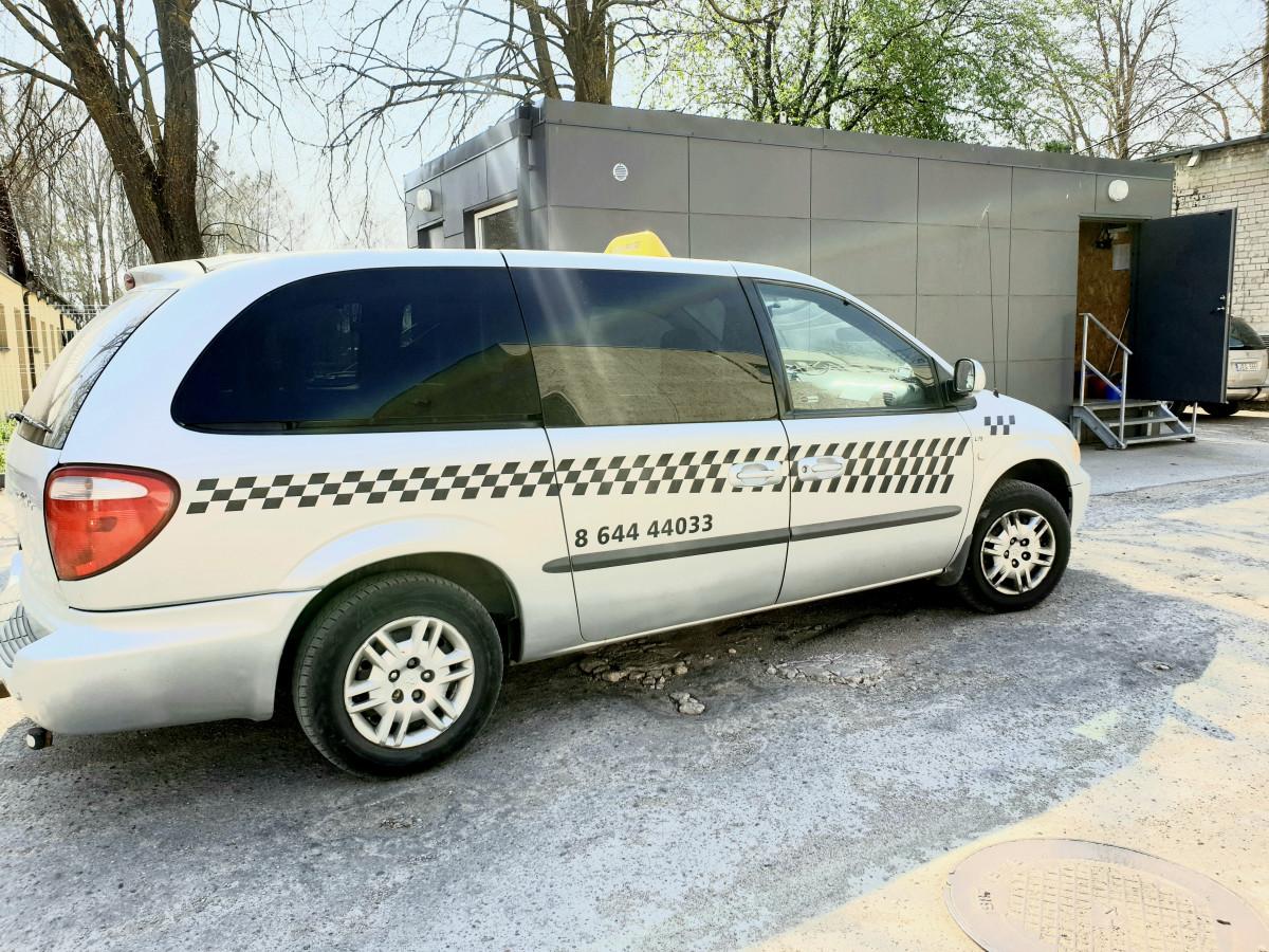 Taxi Palanga