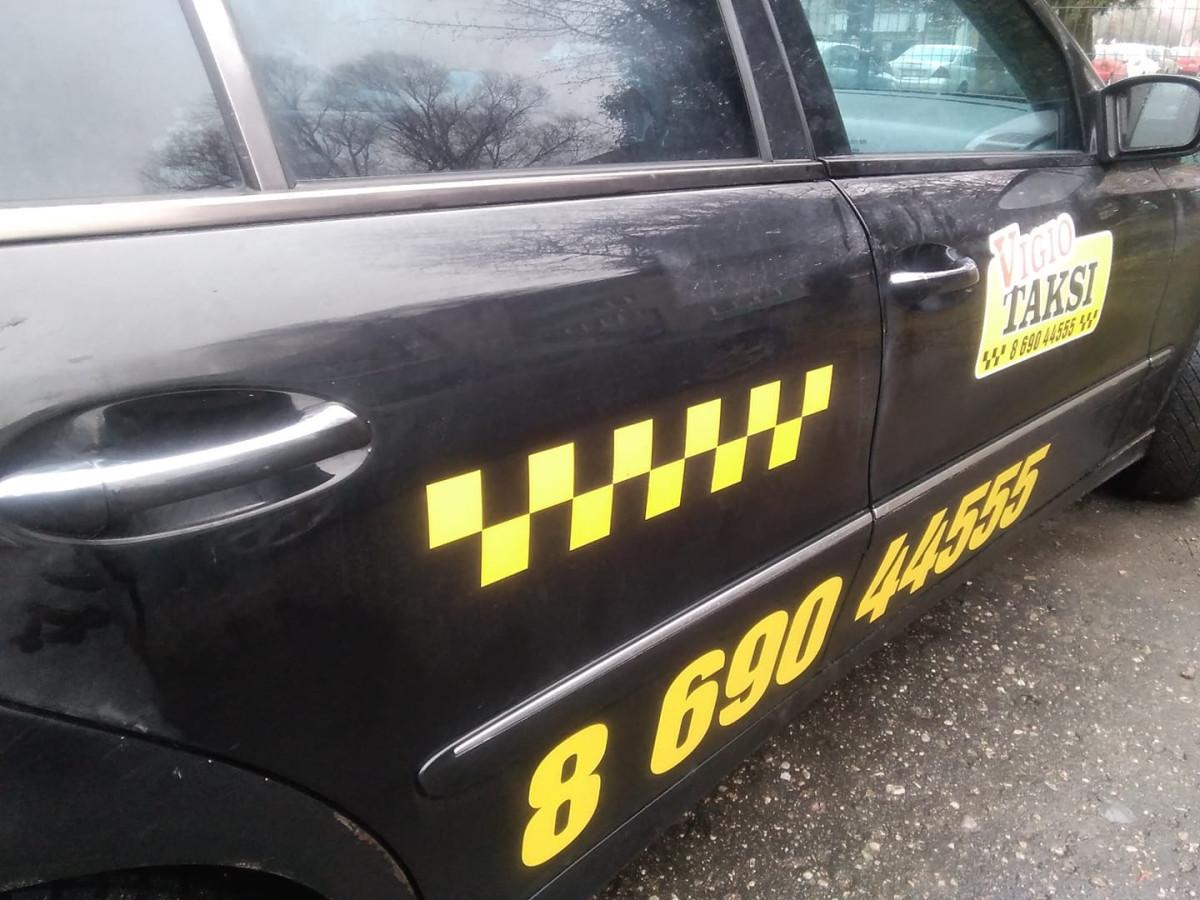Veža taksi