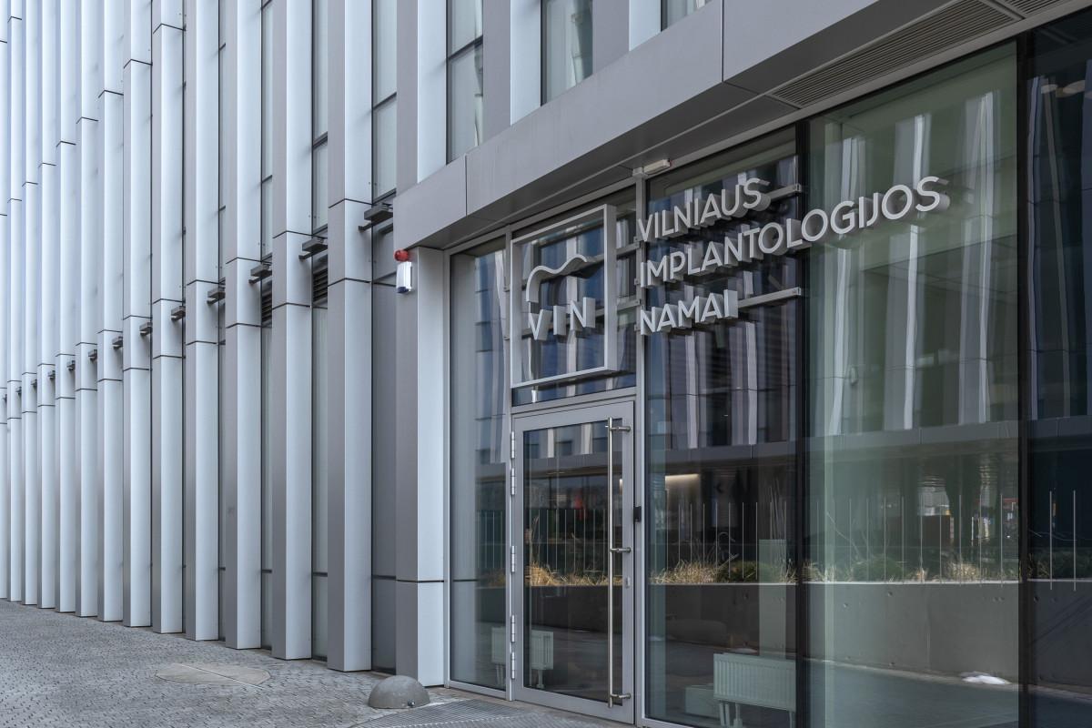 Vilniaus implantologijos namai, UAB