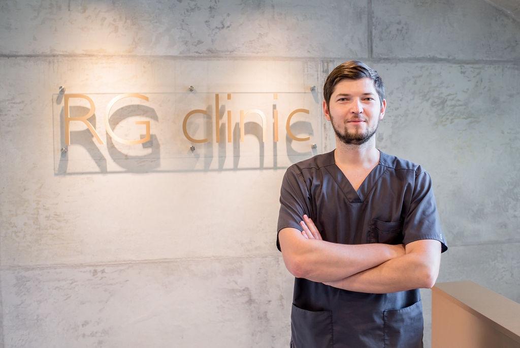 """""""RG clinic"""" burnos, veido ir žandikaulių chirurgijos klinika"""