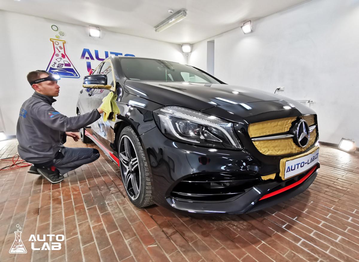 Auto Lab - automobilių estetikos sprendimai