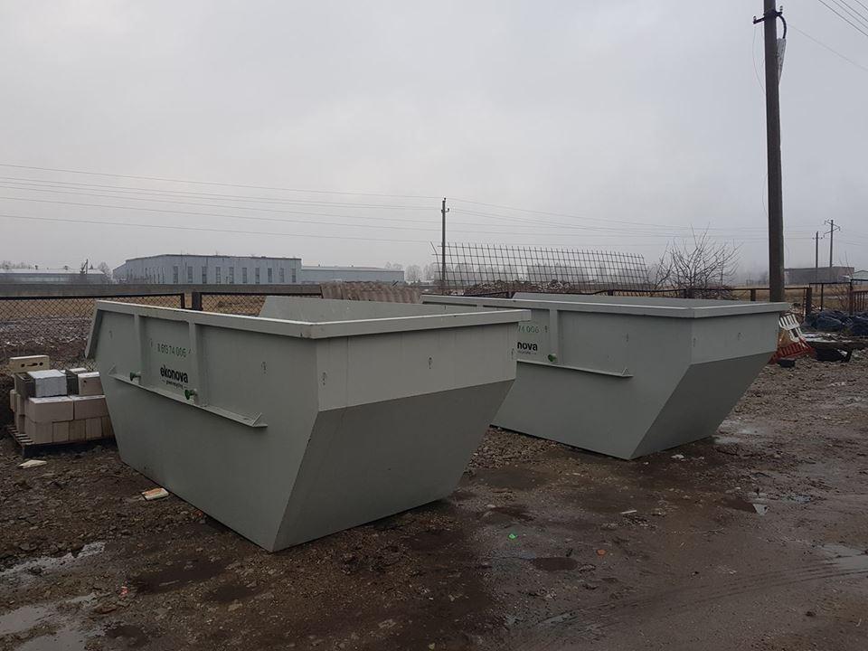 Ekonova, atliekų tvarkymo įmonė
