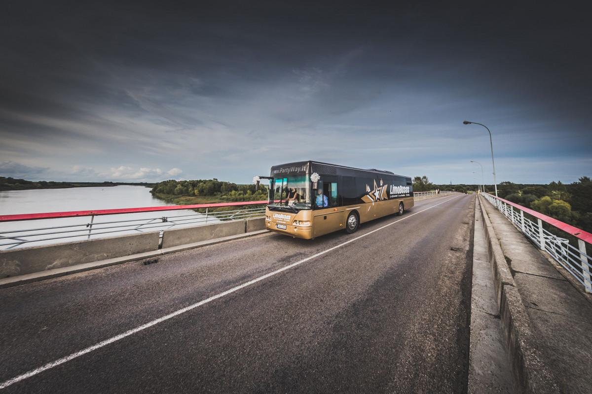 Meilenė LT, autobusų nuoma, IĮ