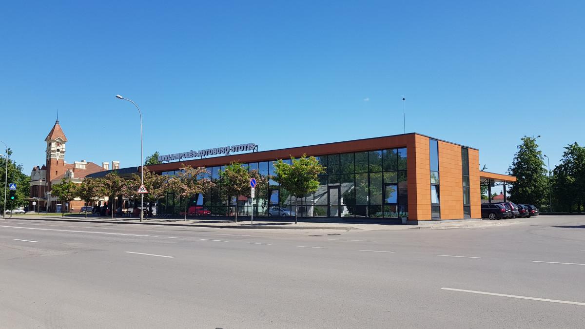 """Marijampolės autobusų stotis, UAB """"Marijampolės autobusų parkas"""""""