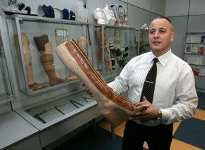 A. Astrausko ortopedijos amato muziejus