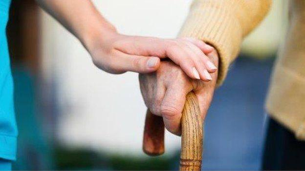 Priežiūra ir pagalba senjorams į namus, VšĮ