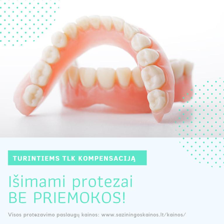Sąžiningų kainų odontologijos klinika