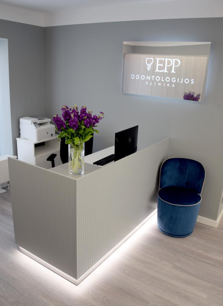 EP odontologijos klinika, UAB